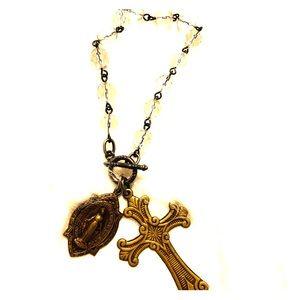 Jewelry - 💕 wrist rosary 💕